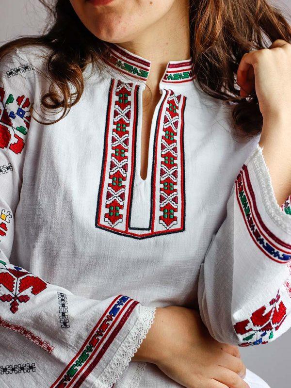 Тракийска риза с Дълъг Ръкав