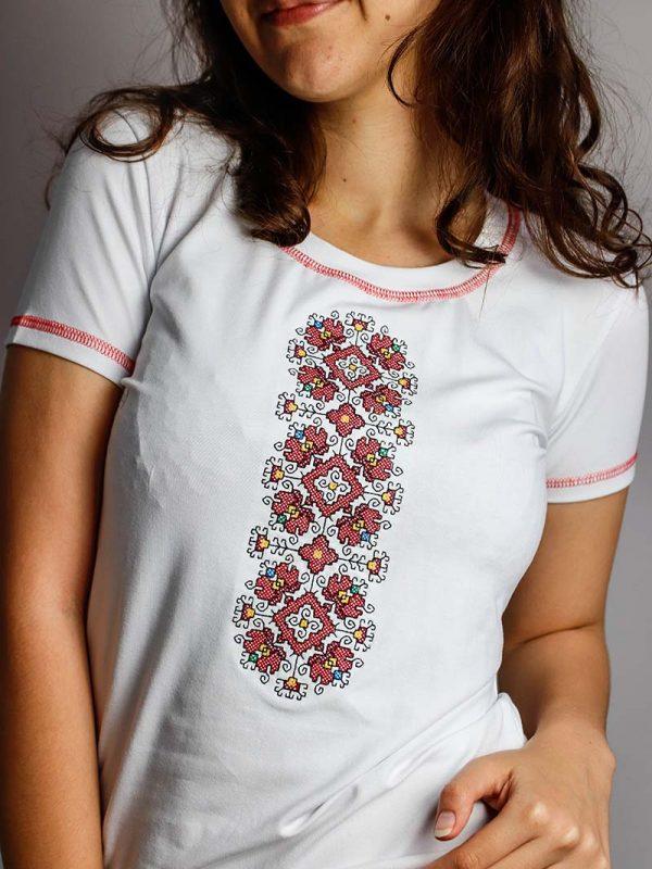 Бяла тениска Благоденствие