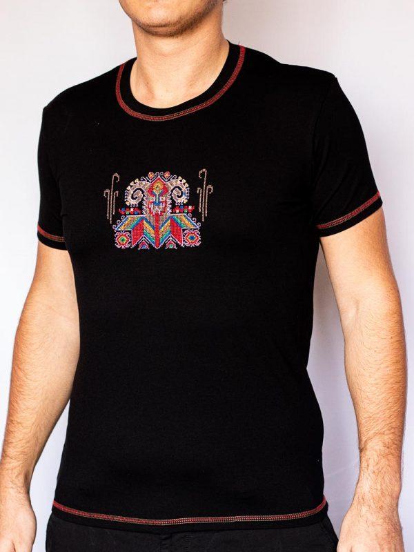 Черна тениска Кукер