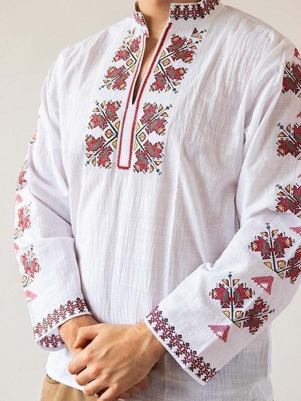 Тракийска риза с Богат ръкав