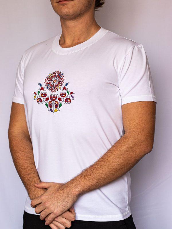 Бяла Тениска Житена Питка