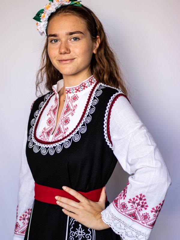 Ихтиманска носия